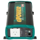 ePOWER Pure Sine Wave Inverter 1000watt / 12volt with Remote